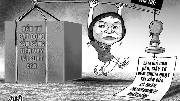 Vụ án Huỳnh Thị Huyền Như: Lừa đảo gần 5.000 tỉ đồng