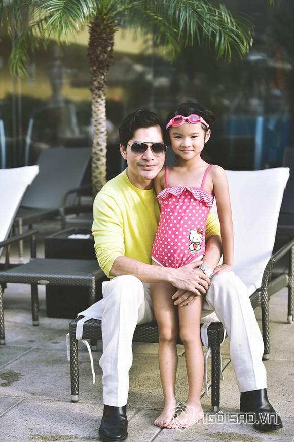 Trần Bảo Sơn và con gái 6