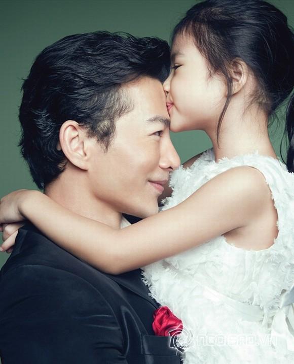 Trần Bảo Sơn và con gái 5