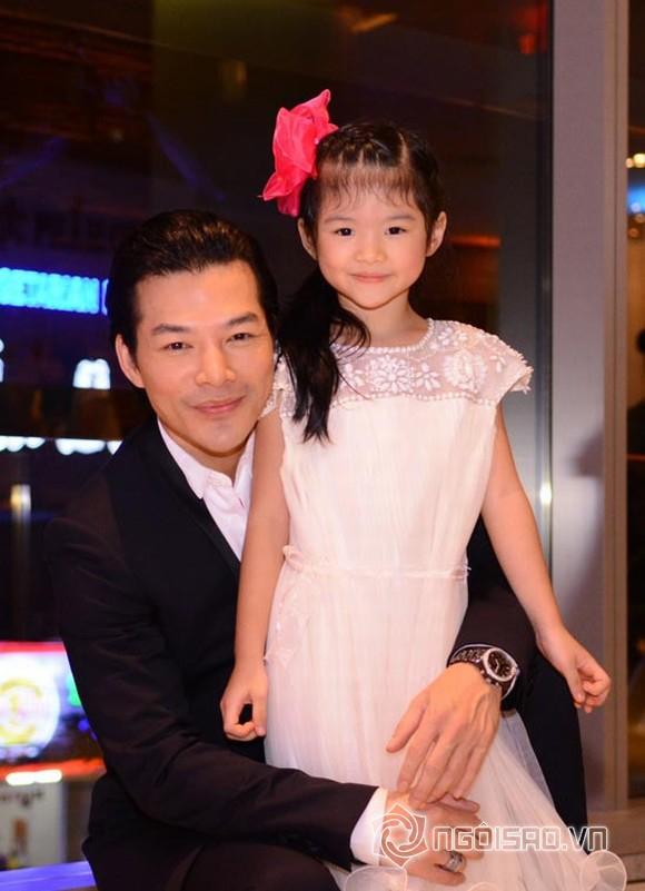 Trần Bảo Sơn và con gái 3