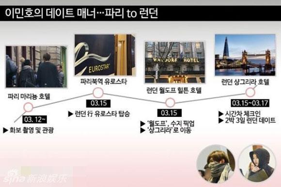 Rộ tin đồn Lee Min Ho hẹn hò Suzy (Miss A) 12