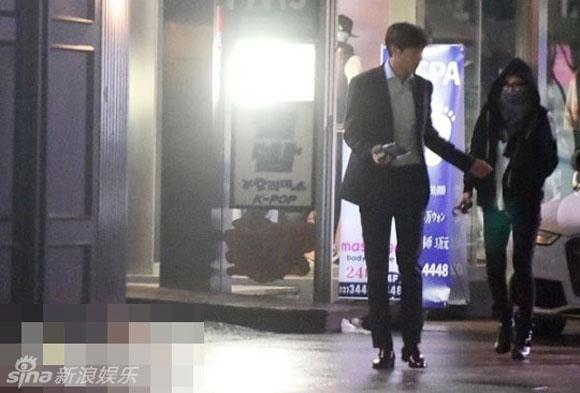 Rộ tin đồn Lee Min Ho hẹn hò Suzy (Miss A) 8