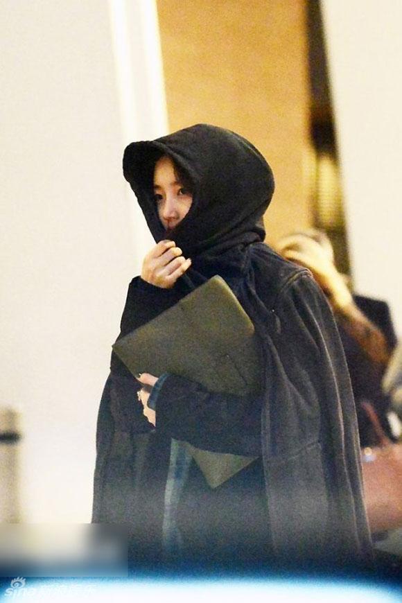 Rộ tin đồn Lee Min Ho hẹn hò Suzy (Miss A) 5