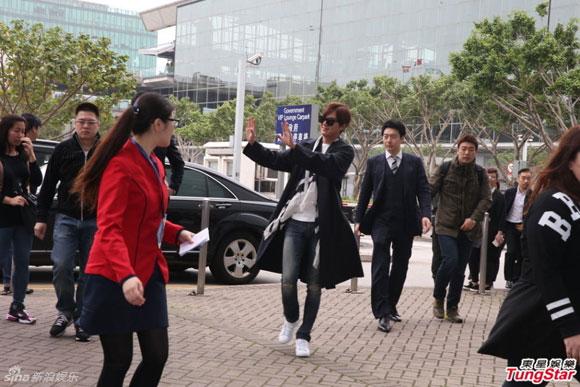 Rộ tin đồn Lee Min Ho hẹn hò Suzy (Miss A) 1