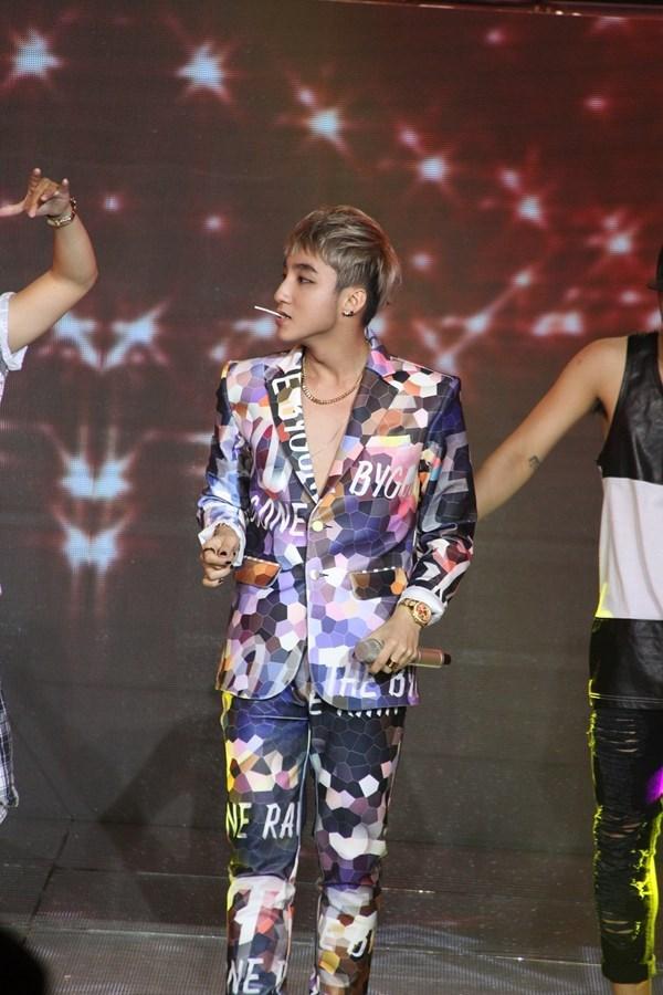 Ngam keo mut, Son Tung M-TP cung copy cua G-Dragon-hinh-anh-2
