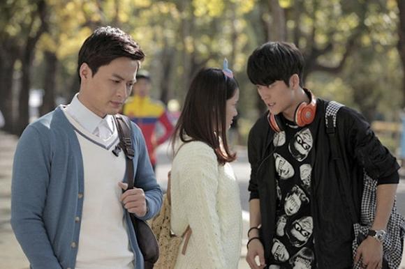 xong  20h CN Fan đổ gục trước lời thoại ngọt ngào của Tuổi Thanh Xuân