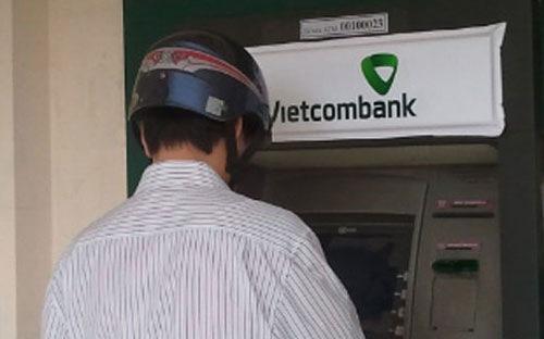 ngân hàng thay áo mới