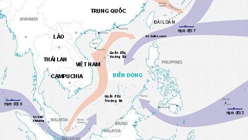 Ba hướng triển khai hải quân của Mỹ đối phó Trung Quốc ở Biển Đông - ảnh 5
