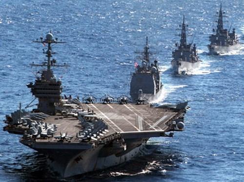 Ba hướng triển khai hải quân của Mỹ đối phó Trung Quốc ở Biển Đông - ảnh 2