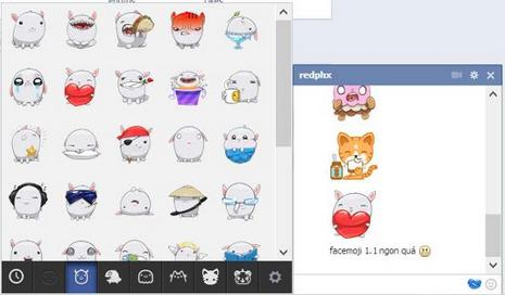 stickers facebook