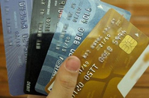 thẻ tín dụng