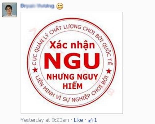 comments ảnh facebook