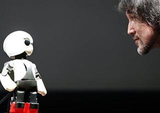 robot hình nhân