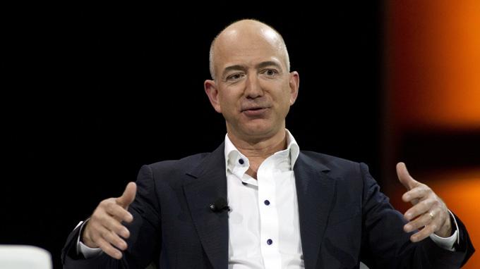 zeff Bezos