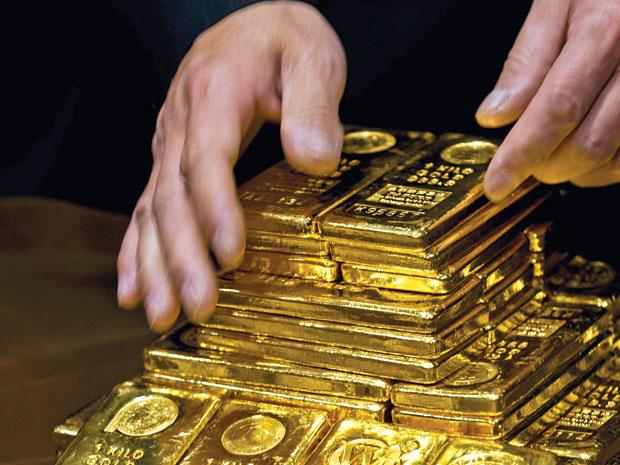 thị trường vàng