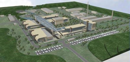 trung tâm hạt nhân Lâm Đồng