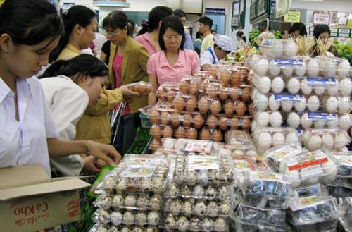 giá trứng vịt