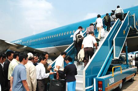 khách vip vietnam airlines