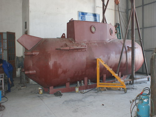 tàu ngầm mini