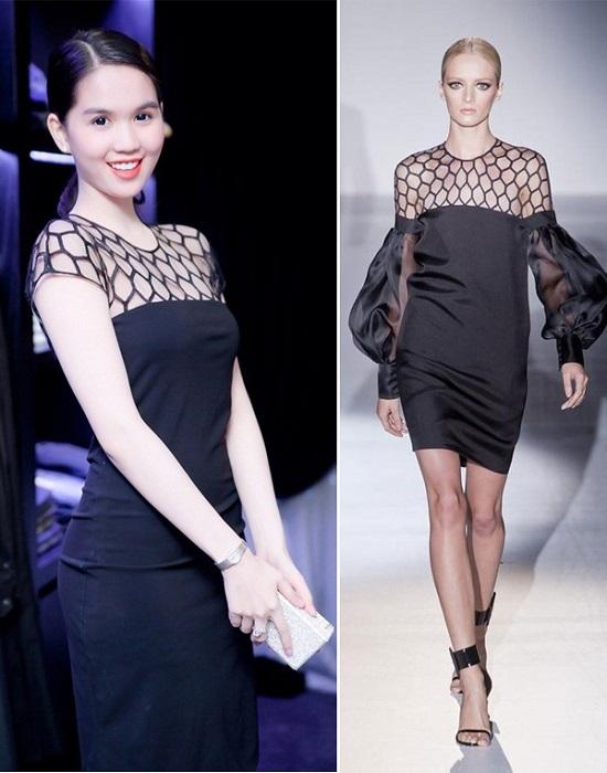 vietnamnet , ngọc trinh , váy nhái, giải trí, thời trang, người đẹp, nữ hoàng nội y