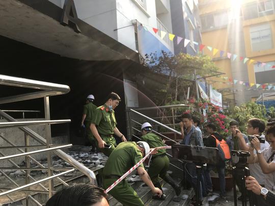 Điểm mặt 8 chung cư cao cấp ở Sài Gòn cháy là chết - Ảnh 1.