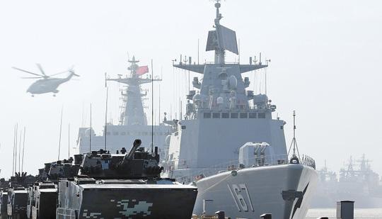 Tư lệnh Thái Bình Dương mới của Mỹ có thể khắc chế Trung Quốc? - Ảnh 2.