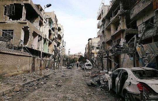 Vụ tấn công hóa học ở Syria là chiến dịch bài Nga? - Ảnh 2.