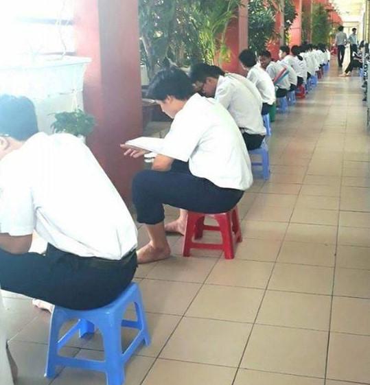 THCS va THPT Nguyen Khuyen: 'Truong hoc nhu trai linh' hinh anh 2