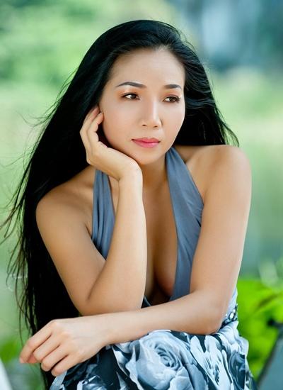 Ca sĩ Quỳnh Lan: Tôi không thiết sống khi chồng qua đời - 3