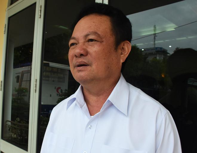 Nguyen GD So tiet lo viec 2 cuu Chu tich Da Nang vuong vao Vu 'nhom' hinh anh 2