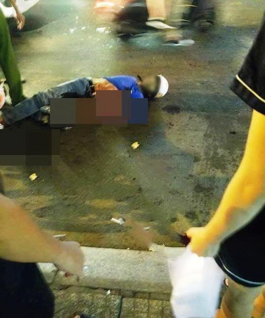 Nhóm trộm xe SH đâm chết 2 hiệp sĩ và 1 người dân đi đường ở TP HCM - Ảnh 1.