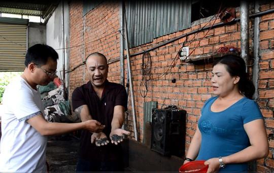 Báo cáo Phó Thủ tướng vụ nhuộm phế phẩm cà phê bằng bột pin ở Đắk Nông - Ảnh 1.