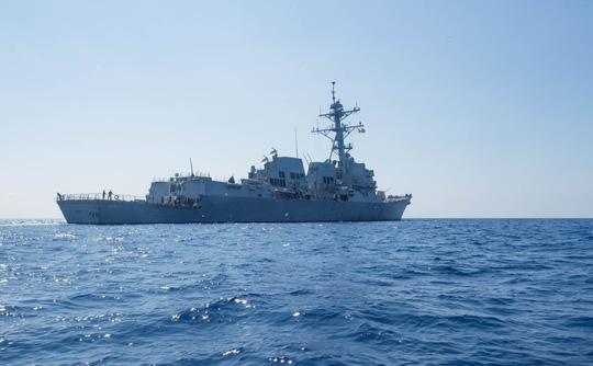 Tướng Mỹ ám chỉ triệt hạ đảo nhân tạo phi pháp của Trung Quốc - Ảnh 2.