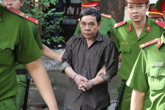 Cựu trưởng ban BTGPMB quận Tân Phú lãnh án tử hình - Ảnh 1.