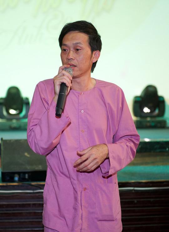 Danh hài Hoài Linh hy sinh cho người yêu là hạnh phúc - Ảnh 1.