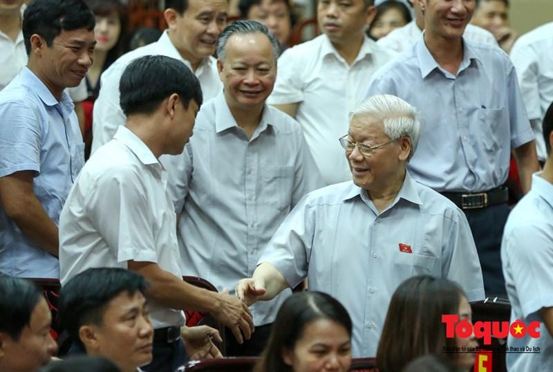 Tổng bí thư Nguyễn Phú Trọng: Sự thật đã bị xuyên tạc - ảnh 1