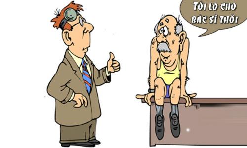 Bác sĩ vất vả vì lỡ hẹn với bệnh nhân