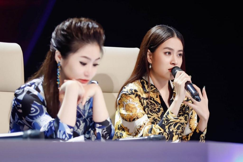 Giam khao The Debut: Chin non va to ra dao to bua lon? hinh anh 2