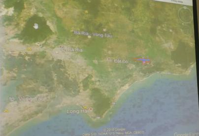 Lãnh đạo tỉnh bác vị trí Công ty Hồ Tràm đã khảo sát làm sân bay - Ảnh 1.