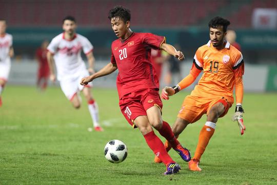 Công Phượng phá lưới Bahrain, Việt Nam lần đầu tiên vào bán kết ASIAD - Ảnh 5.