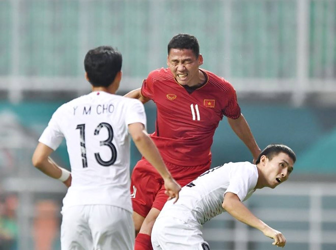 Chuyen gia Doan Minh Xuong: 'Olympic Viet Nam thua tam phuc khau phuc' hinh anh 1
