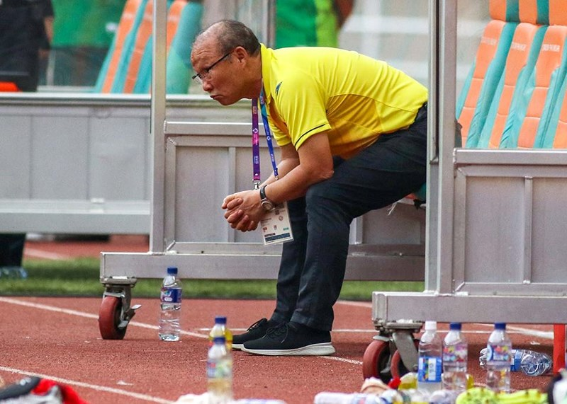 HLV Park Hang-seo: 'Bóng đá VN đã vươn lên đẳng cấp cao hơn' - ảnh 2