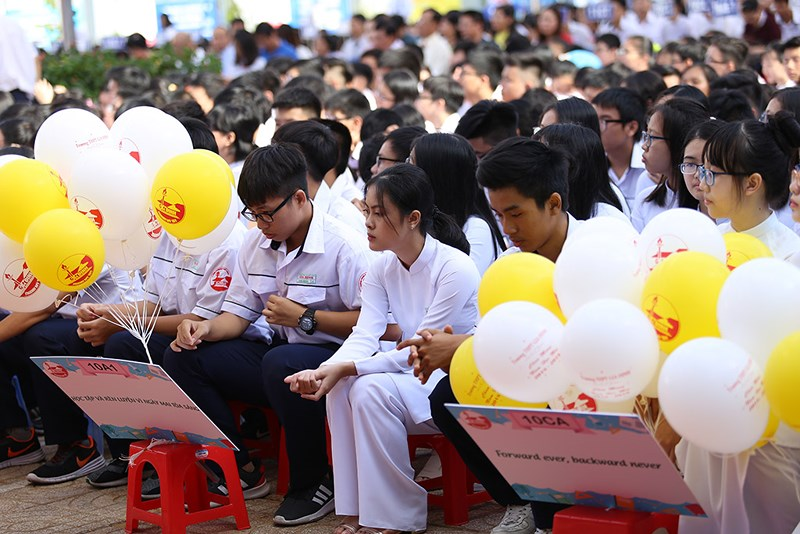Bí thư Nguyễn Thiện Nhân chia sẻ 'học để làm 4 việc' - ảnh 1