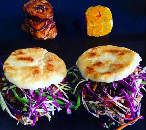 Một bữa trưa đầy đủ dinh dưỡng trong chương trình Brigaid với chi phí chỉ 1,28 USD. Ảnh: Instagram