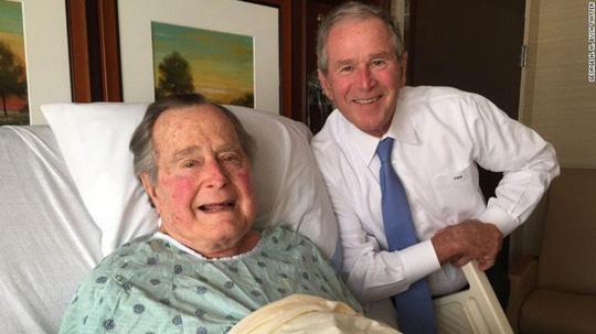 Cựu Tổng thống Bush cha qua đời - Ảnh 3.