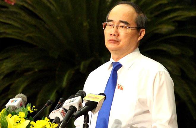 Bi thu Nguyen Thien Nhan chi ra 6 sai pham can bo thuong dinh hinh anh 1
