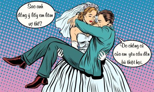 Cưới vợ để đền tội ngoại tình