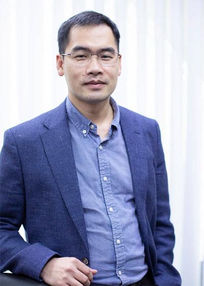 Ông Trần Minh Trung, Tổng giám đốc VinSmart.