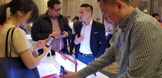 Vsmart ra mắt 4 smart phone tầm trung, giá rẻ - Ảnh 4.