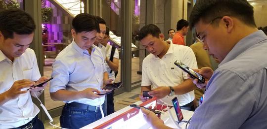 Vsmart ra mắt 4 smart phone tầm trung, giá rẻ - Ảnh 6.